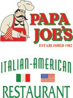 PAPA JOE'S ITALIAN-AMERICAN RESTAURANT