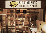 BLOWING ROCK CIGAR COMPANY AND CLUB