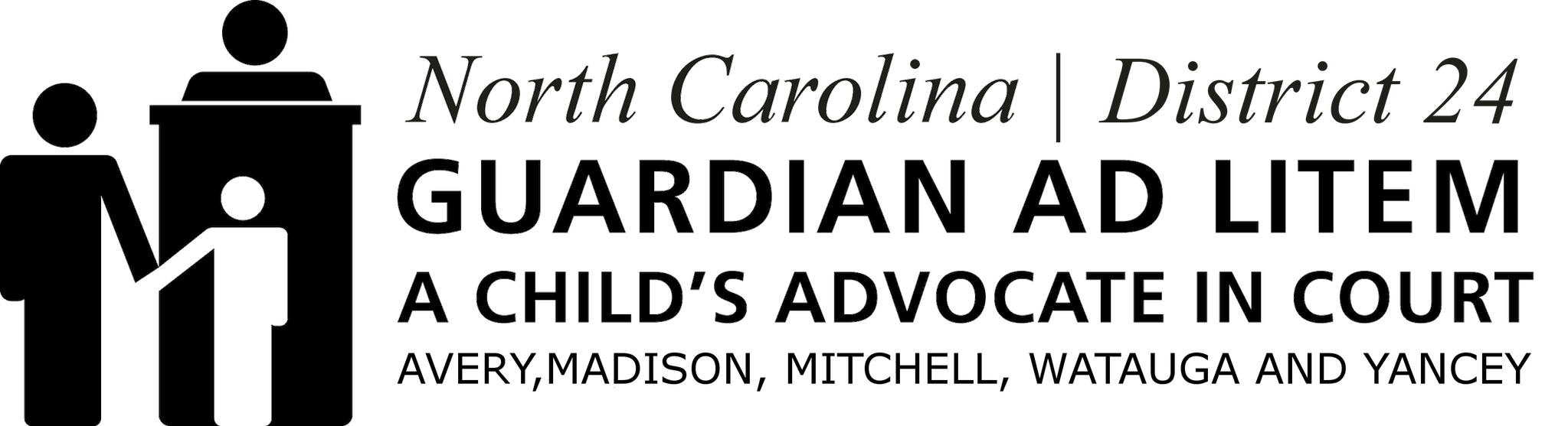 NC GUARDIAN AD LITEM 24th JUDICIAL DISTRICT