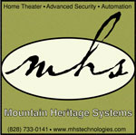 MOUNTAIN HERITAGE SYSTEMS