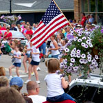 FOURTH OF JULY FESTIVAL AND PARADE