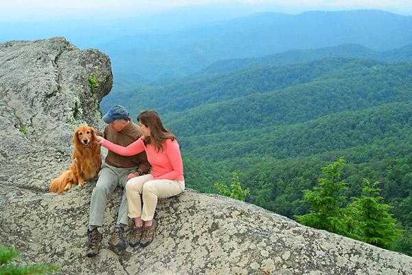 dog friendly - photo by Todd Bush