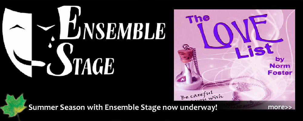 Ensemble Stage is Blowing Rock's professional theater company, presenting plays, musicals, family productions, and more.