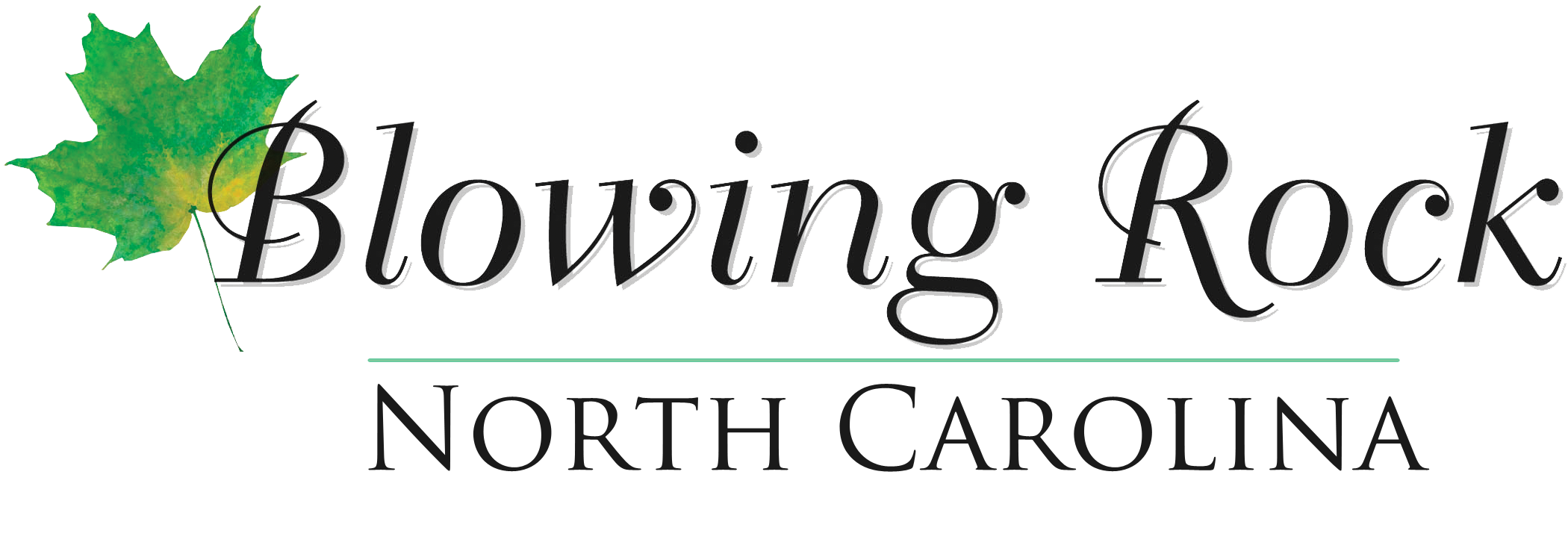 blowing rock spring/summer logo