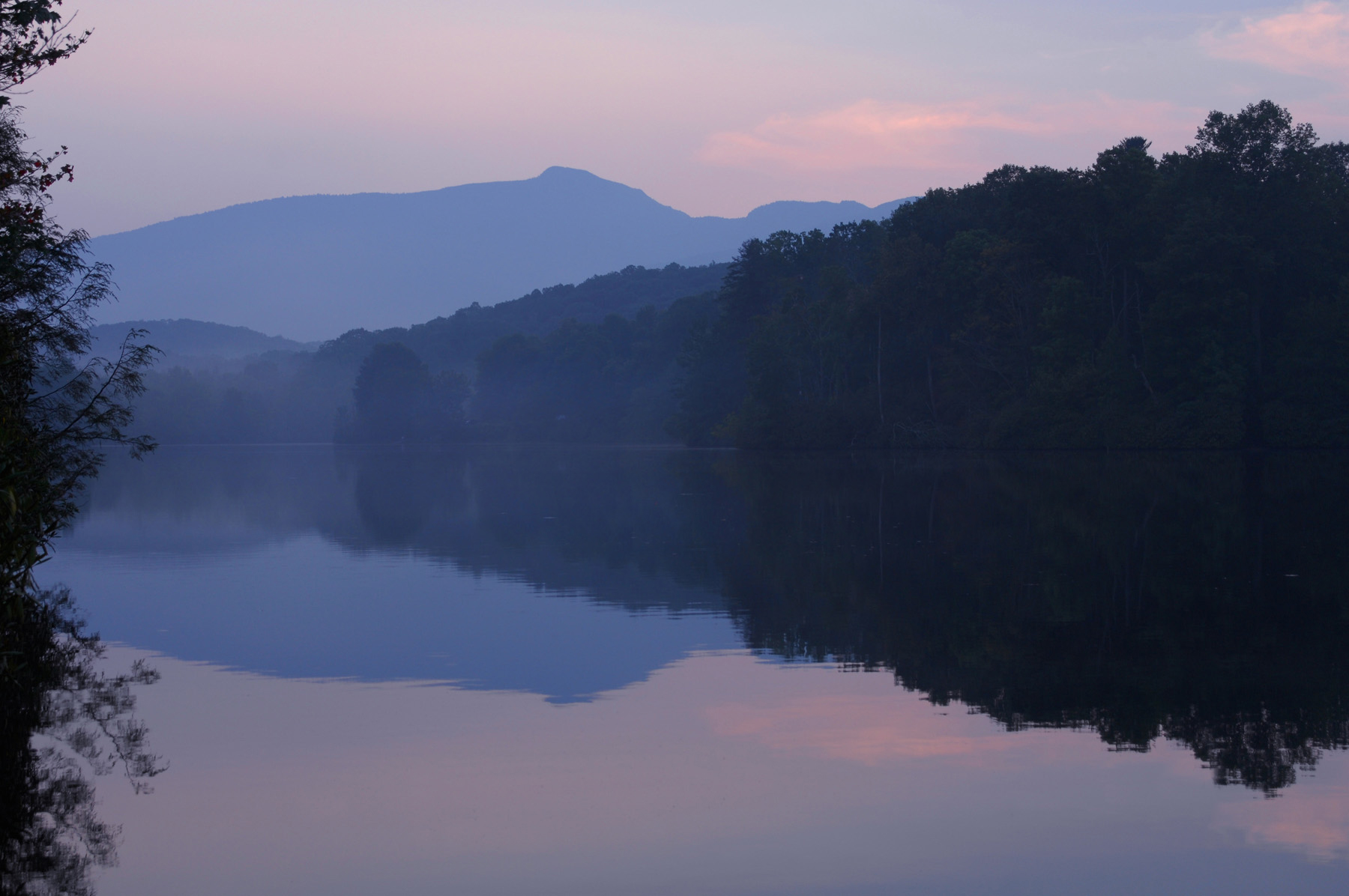 Julian price lake on the blue ridge parkway photo by todd for Fishing in boone nc