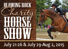6 Blowing Rock Charity Horseshow