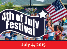 5 July 4th Festival