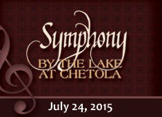 7 Symphony by the Lake