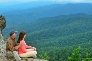Romantic Spots on the Blue Ridge Parkway