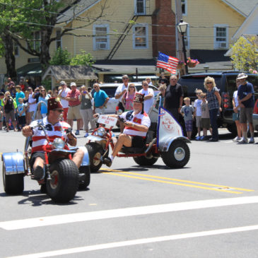 WNC Shriners Return to Blowing Rock