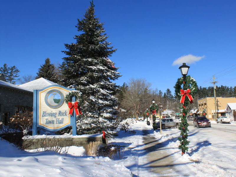 Tweetsie Christmas.Festive Events Abound In Blowing Rock During The Holiday