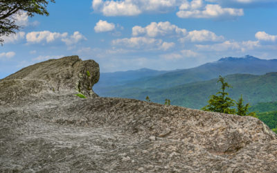 The Legend of The Blowing Rock