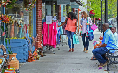 A Shopping Destination