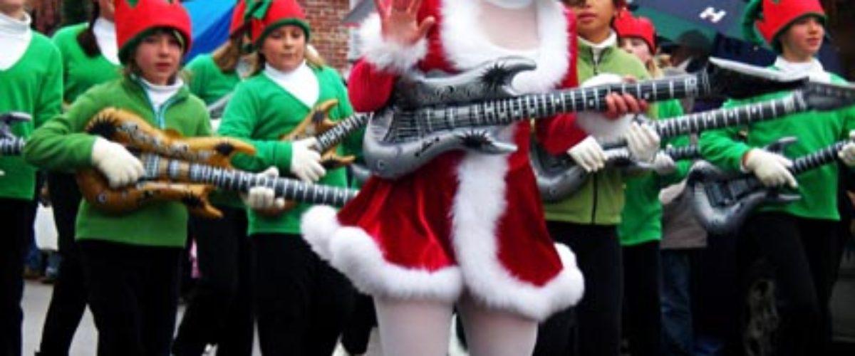 christmas parade - Rock Christmas