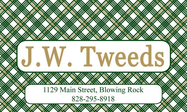 J.W. Tweeds