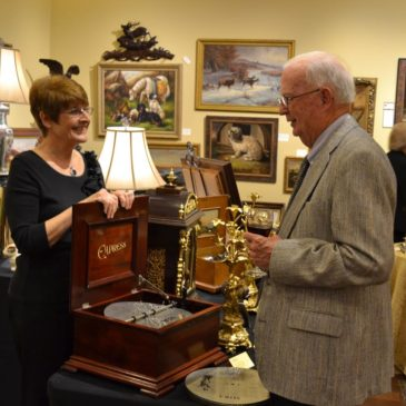Ninth BRAHM Art and Antiques Show Expands Offerings