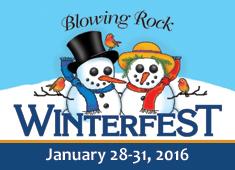 blowing rock winterfest