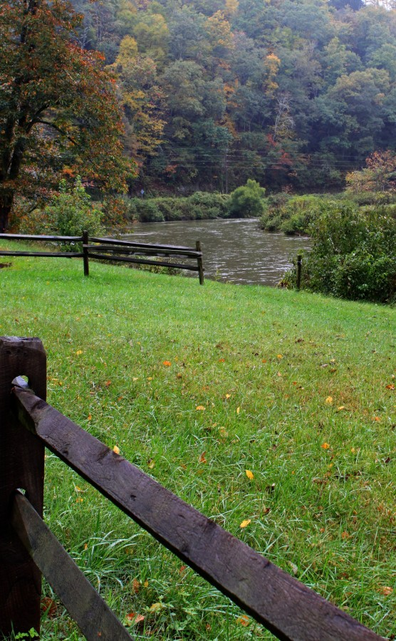 early fall 2015 in Ashe County NC