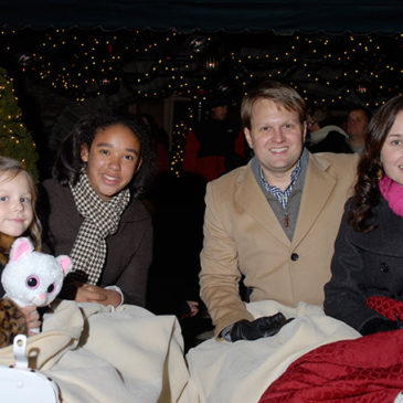 Carriage Rides and More at Chetola