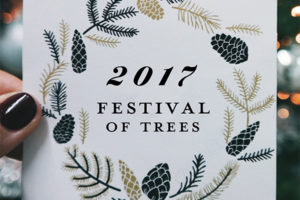 Festival of Trees Event