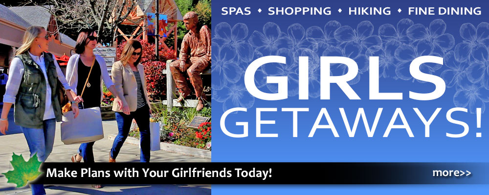 Girls Getaways in Blowing Rock, NC