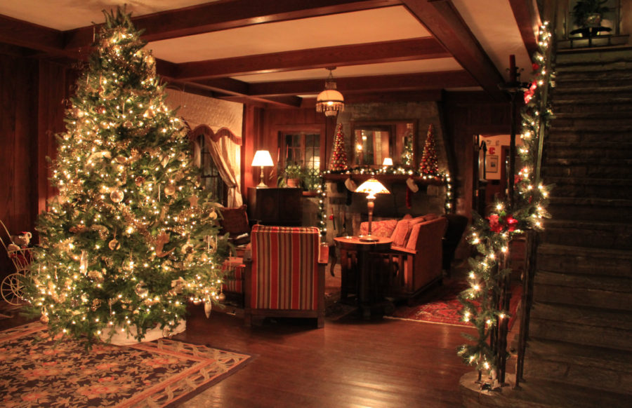 Christmas Dining in Blowing Rock