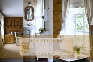 Adventure in the High Country with Mast Farm Inn