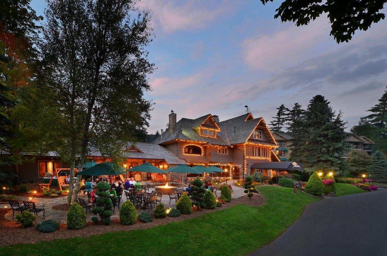 Blowing Rock Nc Hotels And Spa