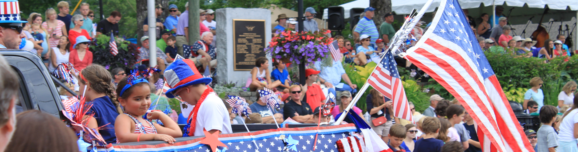 July 4th Blowing Rock Independence Day