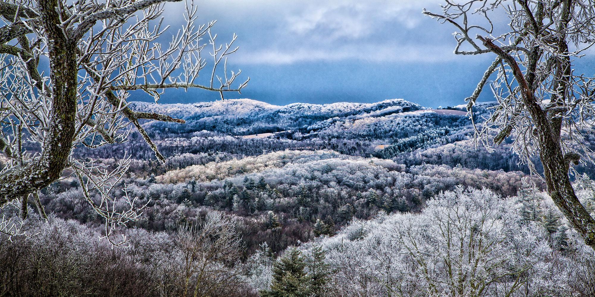 winter in blowing rock north carolina
