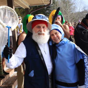 Polar Plunge to Honor Longtime Plunger Dick Hearn