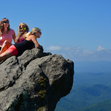 Blowing Rock One of USA TODAY's Best Small Towns for Adventure