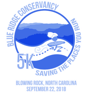 Blue Ridge Conservancy 5K logo