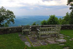 View from Gideon Ridge