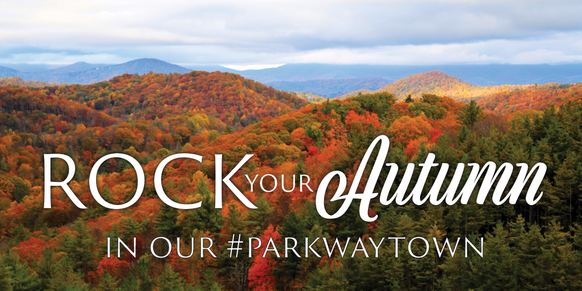 rock your autumn in our parkway town