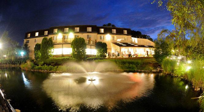 Night at Meadowbrook Inn