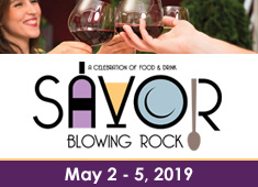 Savor Blowing Rock festival