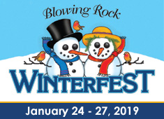 blowing rock winterfest