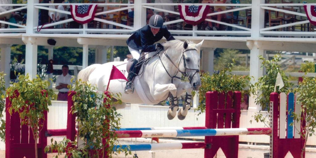 Blowing Rock Charity Horse Show