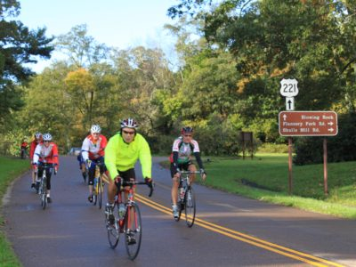 Cycle NC Mountains to Coast Ride Starts in Blowing Rock!