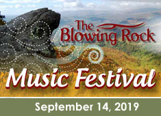 Blowing Rock music festival