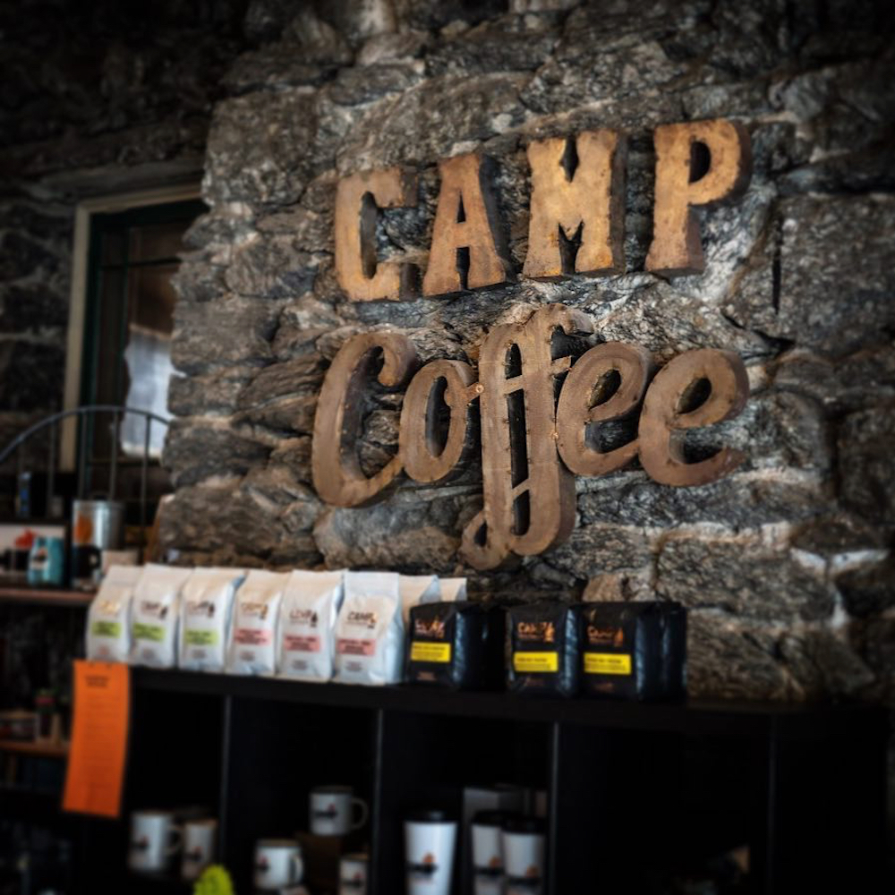 CAMP COFFEE ROASTERS
