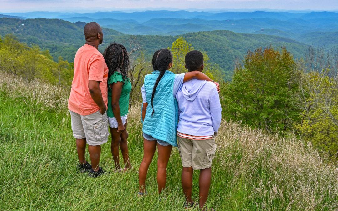 Mountains to Sea Trail Birthday Hikes