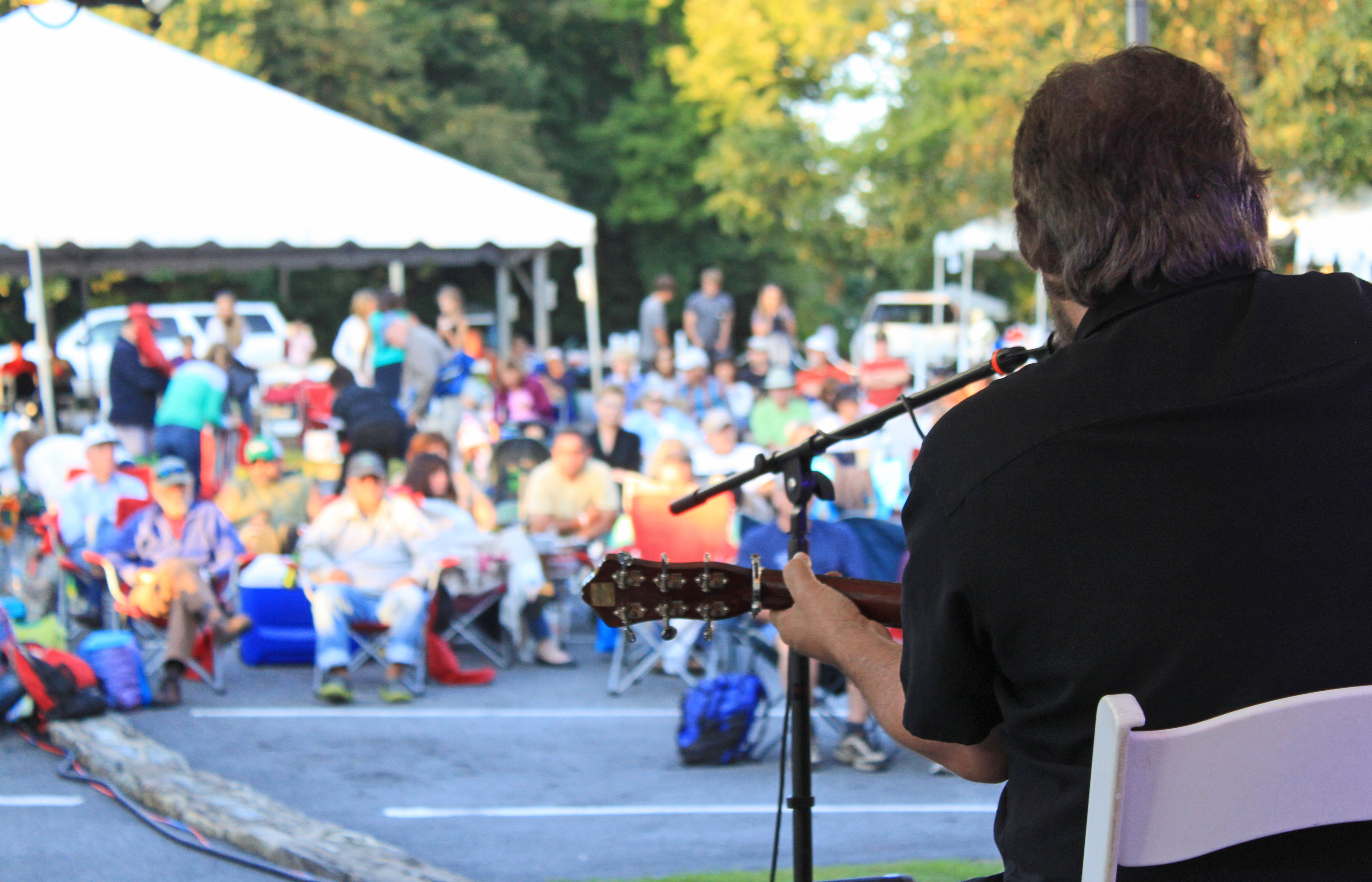 Sixth Annual Blowing Rock Music Festival