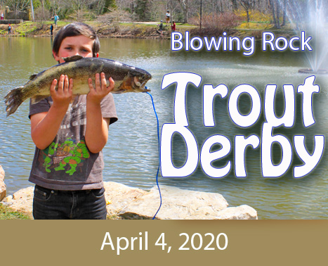 Trout Derby in Blowing Rock