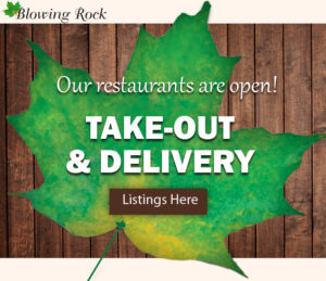Blowing Rock Restaurant information for COVID-19
