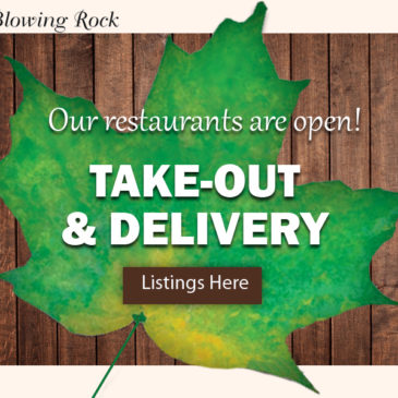 Dining Information- Take out & Delivery