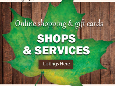 Gift Cards & Online Shopping