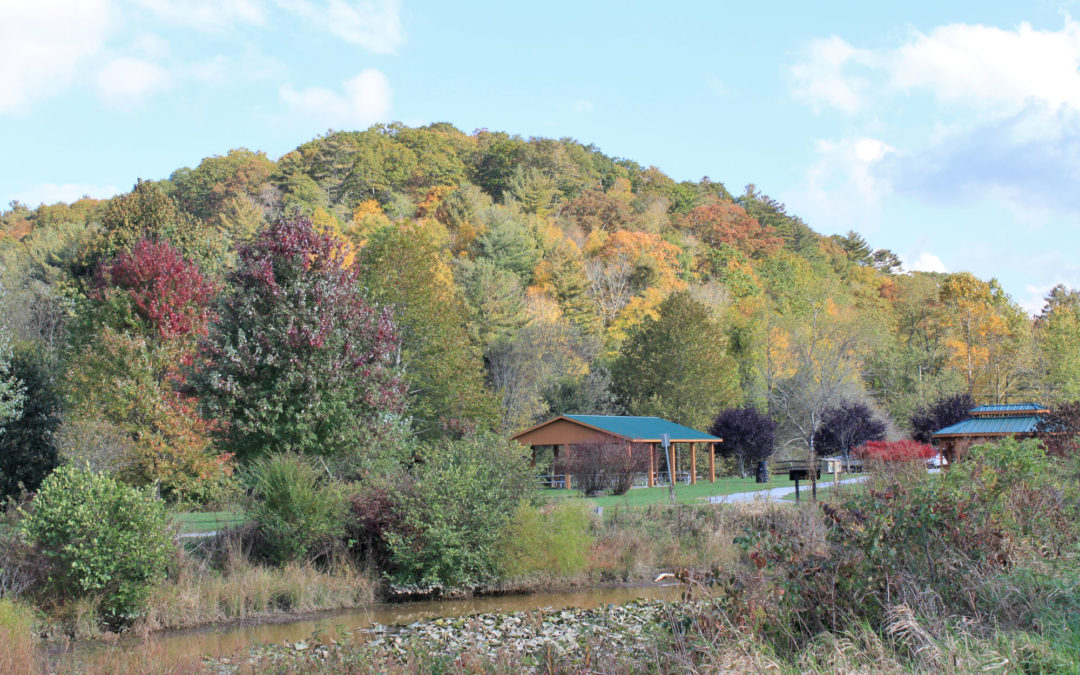 Greenway Trail in Boone