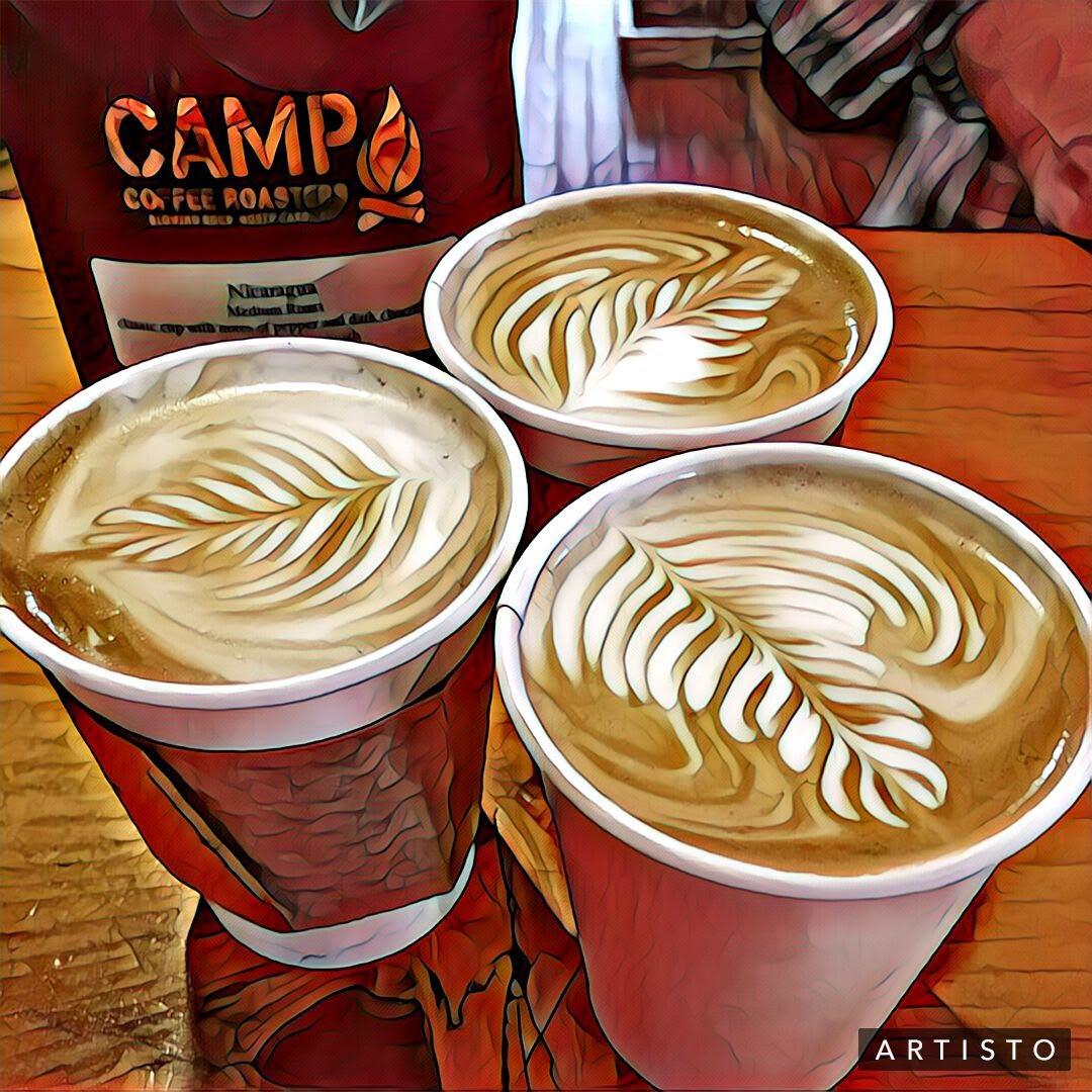 camp coffee image